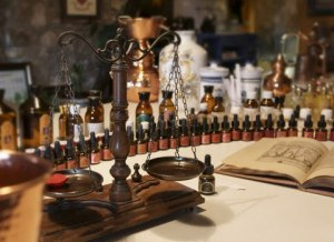 aromaterapia balanza